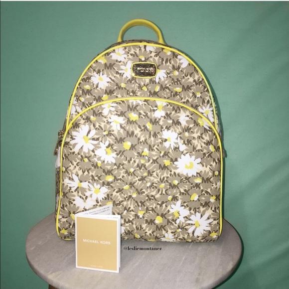 f4ae6a094f2c23 Michael Kors Bags | Abbey Backpack | Poshmark
